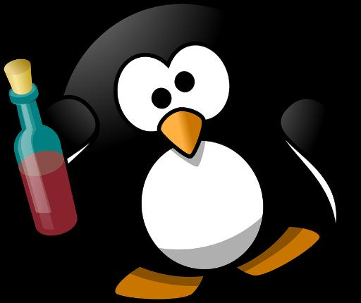Alkohol tux