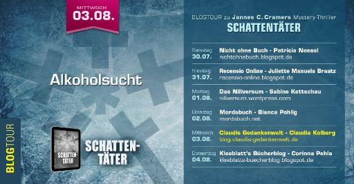 Blogtour-Banner Schattentäter